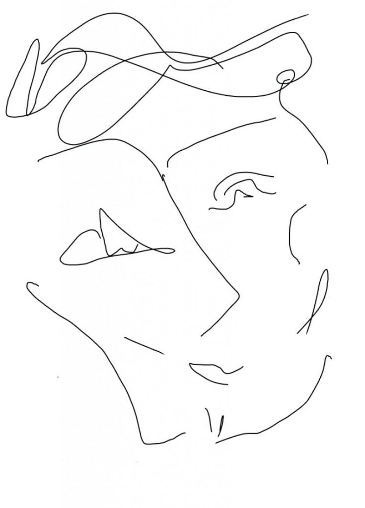 Rêve, dessin de Robert Fred, Genève, 2013